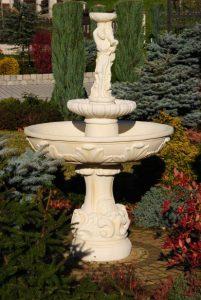 Fontanny - fontanna roma shella