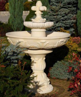 Fontanny - fontanna fiore