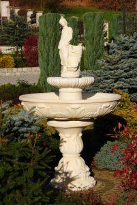 Fontanny - fontanna fiore z amanda 2