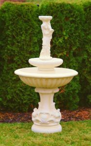 Fontanny - fontanna fresco shella