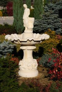 Fontanny - fontanna napoli z amand¦ů