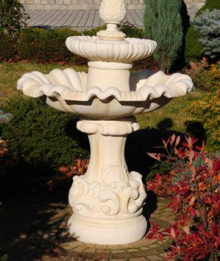 Fontanny - fontanna napoli z szyszk¦ů