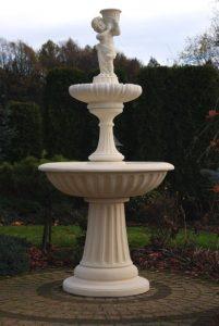 Fontanny - fontanna noemi z dzieckiem 2