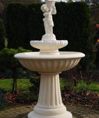Fontanny - fontanna noemi z dzieckiem