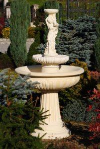 Fontanny - fontanna porto shella 1